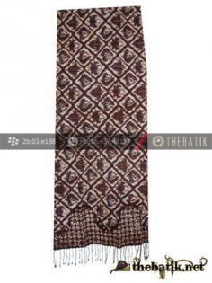 Selendang Batik Dobi Motif Sido Luhur