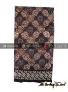 Selendang Batik Motif Gurdo Besek
