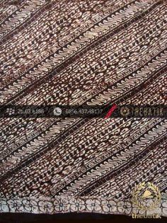 Batik Sutera Jogja Motif Parang Seling Udan Liris