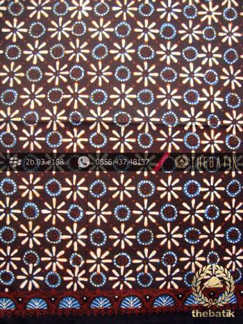 ... produk lainnya untuk Batik Cap Kombinasi Tulis / Motif Batik Seragam