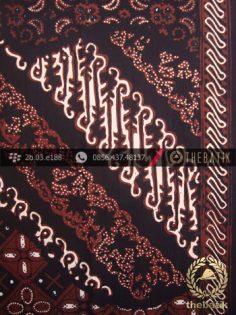 Batik Cap Tulis Jogja Motif Pulau Kombinasi-1