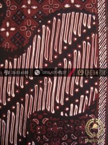 Batik Cap Tulis Jogja Motif Pulau Kombinasi-2