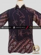Hem Batik Cap Tulis Jogja Motif Pulau-2