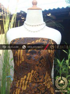 Kain Batik Cap Solo Motif Junjung Gunung