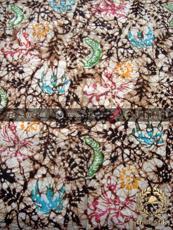 Batik Remukan Wonogiren Motif Gurdo Kecil Coletan