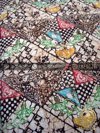 Batik Remukan Wonogiren Motif Tambal Coletan