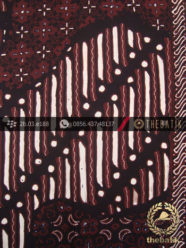 Batik Cap Tulis Jogja Motif Pulau Kombinasi-4