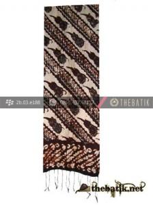 Syal Batik Souvenir Motif Parang Seling