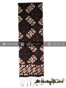 Syal Batik Souvenir Motif Ceplok Keci