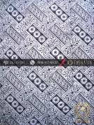 Kain Batik Cap Jogja Motif Banji Klasik Kelengan