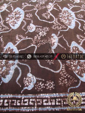 Kain Batik Warna Alam Motif Kontemporer-3