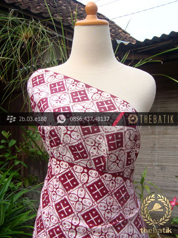 produk lainnya untuk Batik Cap / Motif Batik Seragam
