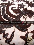 Kain Batik Tulis Yogyakarta Motif Cendrawasih Bledak
