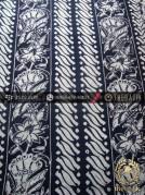 Kain Batik Cap Yogya Motif Parang Merak Tegak Kelengan