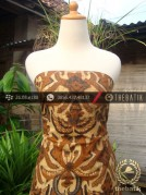Kain Batik Tulis Solo Motif Pisang Bali