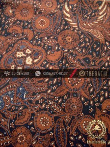 Jual Kain Batik Cap Solo Motif Ceplok Singa Peksi  424cefb178
