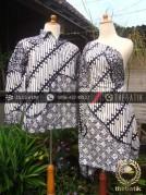 Sarimbit Batik Motif Pulau Kombinasi Parang Srimpi
