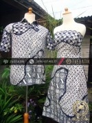 Sarimbit Batik Motif Pulau Kombinasi Parang Klithik Kelengan