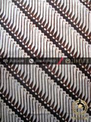 Kain Batik Cap Jogja Motif Parang Tuding Sogan