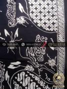 Batik Jogja Motif Pulau Kombinasi Parang Kawung Kelengan