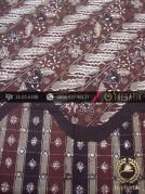 Kain Batik Warna Alam Motif Pulau Parang Kombinasi
