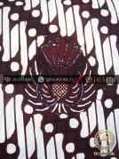 Kain Batik Cap Jogja Motif Parang Barong Ceplok Gurdo-1