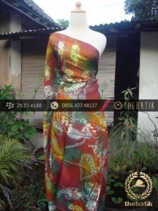 Batik Air Brush Viscos Motif Kontemporer-14 | THEBATIK.co.id