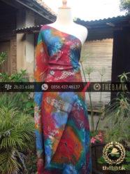 Batik Air Brush Viscos Motif Kontemporer-4