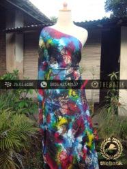 Batik Air Brush Viscos Motif Kontemporer-8