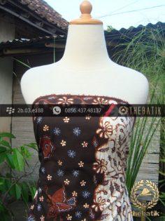 Sarung Batik Tulis Jogja Motif Sido Asih