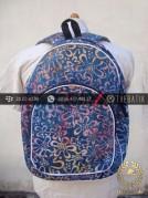 Tas Ransel Batik Backpack Bali-1
