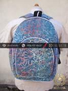 Tas Ransel Batik Backpack Bali-4