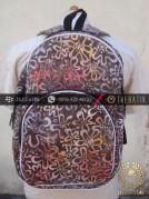 Tas Ransel Batik Backpack Bali-7