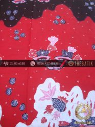 Batik Tulis Cirebon Motif Gelombang Cinta-1
