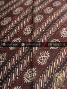 Batik Sutera Jogja Motif Parang Klithik Seling