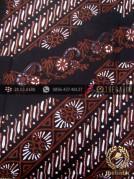Kain Batik Cap Tulis Jogja Motif Pulau Lukis Parang Klithik