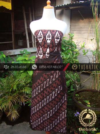 Batik Cap Tulis Jogja Motif Pulau Krantil Parang Sonder
