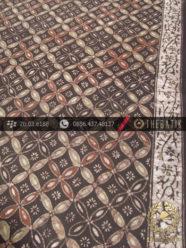 Kain Batik Warna Alam Motif Grompol
