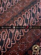 Batik Cap Tulis Jogja Motif Parang Curigo Gede
