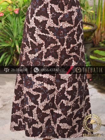 Batik Tulis Jogja Motif Bantulan Gringsing Sogan
