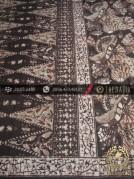 Kain Batik Warna Alam Motif Tumpal