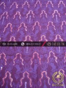 Batik Cap Tulis Jogja Motif Kantil Ungu-2