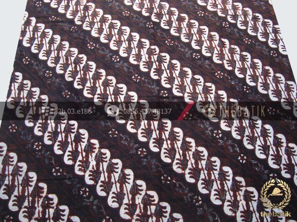 Batik Klasik Jogja Motif Parang Semanggi Seling