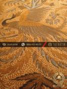 Batik Solo Kombinasi Tulis Motif Peksi Soga Genes