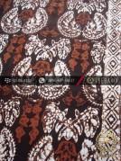Kain Batik Cap Jogja Klasik Motif Gurdo Sogan
