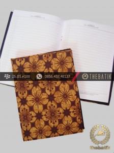 Blocknote Seminar Kit Batik Kembang