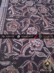 Kain Batik Warna Alam Motif Ceplok Bunga