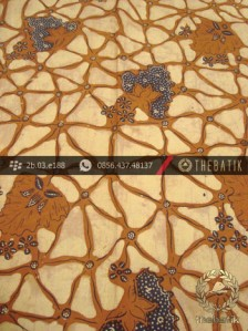 Jual Batik Cap Tulis Solo Motif Daun Kombinasi  a5c35385a1