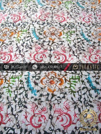 Batik Remukan Wonogiren Motif Burung Coletan