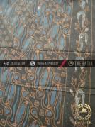 Kain Batik Tulis Warna Alam Motif Parang Klasik